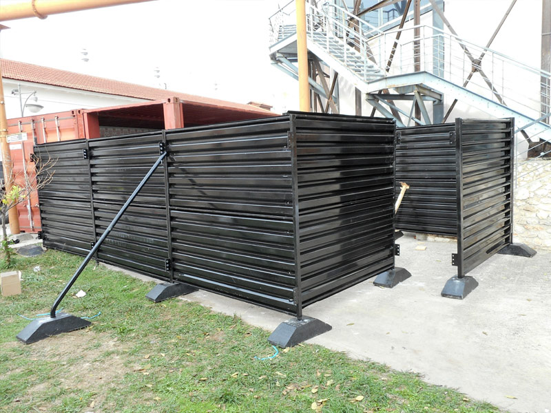 ENCLOSURES FOR EVENTS
