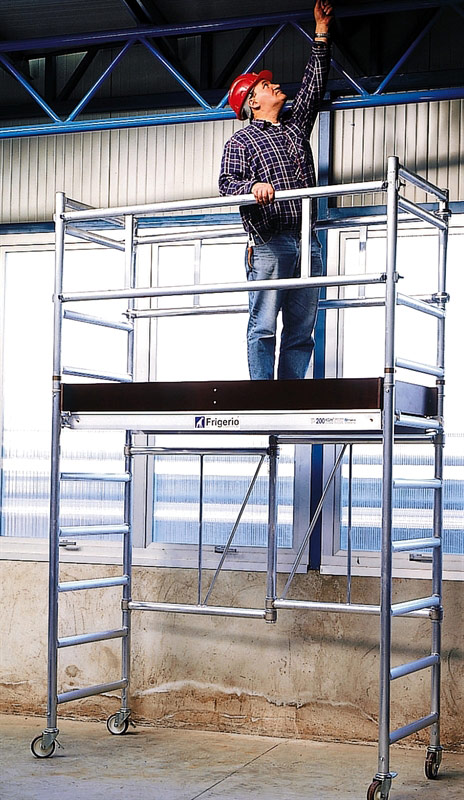 SCAFFOLD ALUPONT QUICKLY